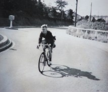 Exploring Kent by bicycle in the Fifties
