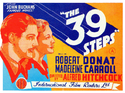 Buchan, Broadstairs and the 39 Steps